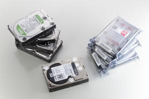 Festplatten-Datenwiederherstellung